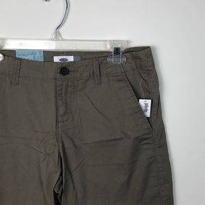 NWT Old Navy Bermuda Shorts